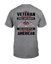 BOOM - TSHIRT VETERAN 4 Classic T-Shirt thumbnail