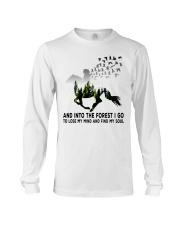 Horse forestgirl - T Long Sleeve Tee thumbnail