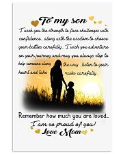 To My Son 16x24 Poster thumbnail