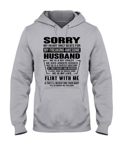 MY FREAKING AWESOME HUSBAND-PCC