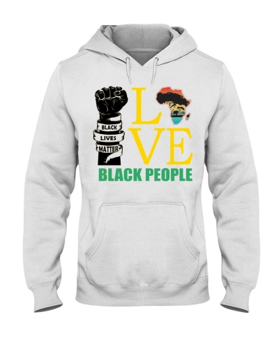 Limited Edition - I Love Black People