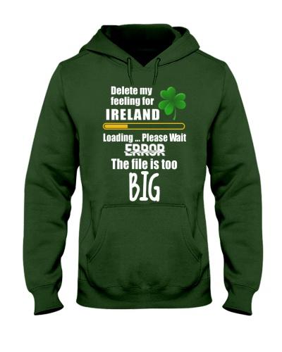 IRELAND LOADING - DTA