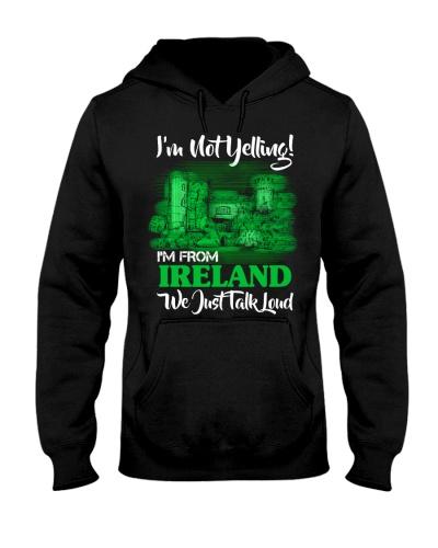 WE IRISH JUST TALK TOO LOUD