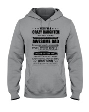 AWESOME DAD - DTS Hooded Sweatshirt tile