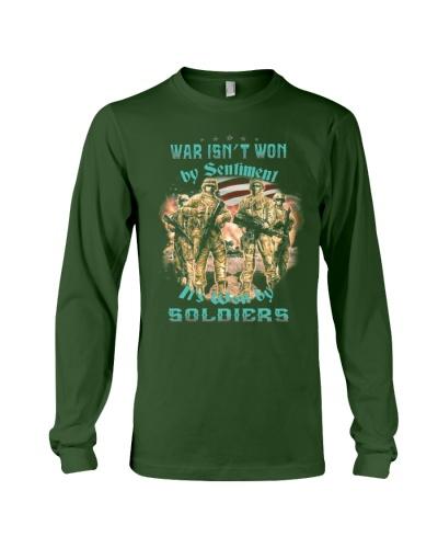 WAR WON BY SOLDIERS PTT