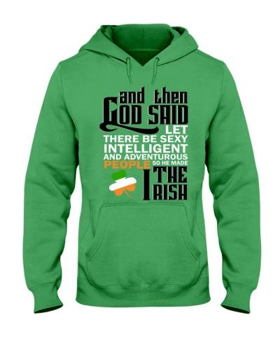 GOD MADE THE IRISH