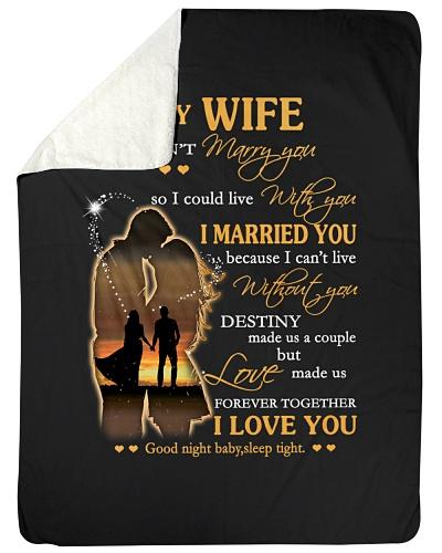 Blanket - Wife - DTA