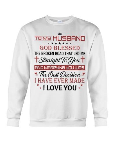 MUG - TO MY HUSBAND - DTS