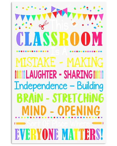 Great poster for classroom