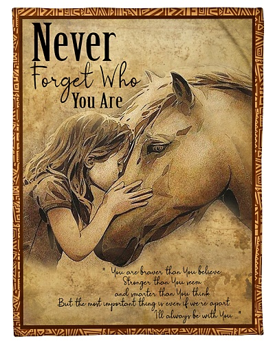 BLANKET - NEVER FORGET WHO YOU ARE PTTT