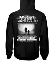 STUBBORN TATTOOED DAUGHTER THACH Hooded Sweatshirt thumbnail