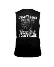 NEW VERSION - OLD MAN DON'T CARE  Sleeveless Tee thumbnail