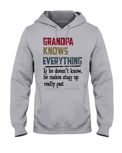 GRANDPA KNOWS EVERYTHING-HTV