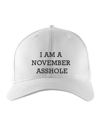 I AM A NOVEMBER