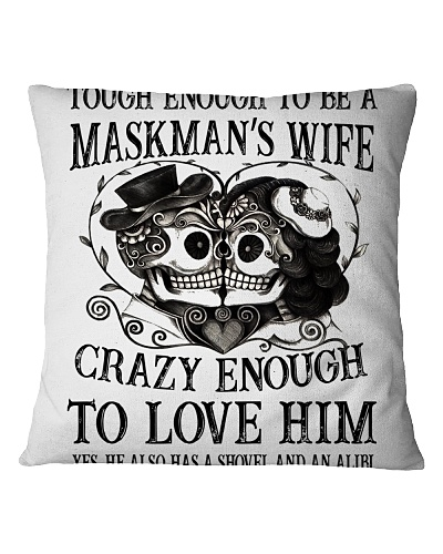 CRAZY ENOUGH TO LOVE A MASKMAN - LIMITED