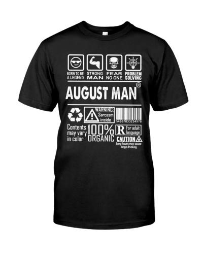 Legend August Man- VERSION
