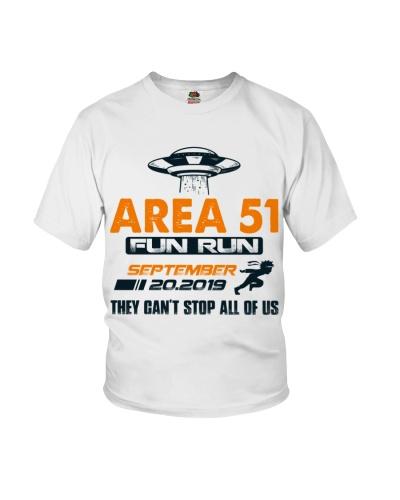 AREA 51 FUN RUN - FULY