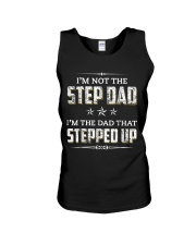 STEP DAD DTS Unisex Tank thumbnail