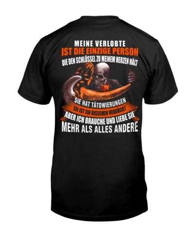MEINE VERLOBTE - DTS
