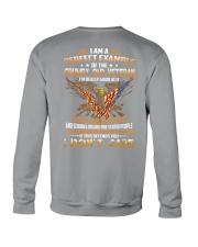 BOOM - TSHIRT GRUMPY OLD VETERAN Crewneck Sweatshirt tile