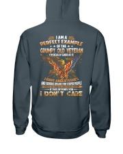 BOOM - TSHIRT GRUMPY OLD VETERAN Hooded Sweatshirt tile