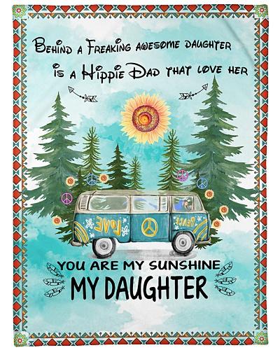 Blanket - My Sunshine - My Daughter
