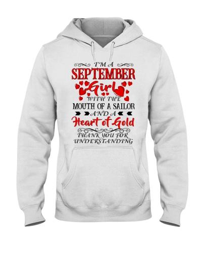 A HEART OF GOLD SEPTEMBER