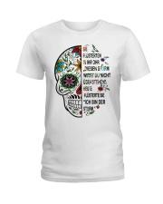 skull Ladies T-Shirt thumbnail