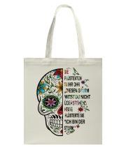 skull Tote Bag thumbnail
