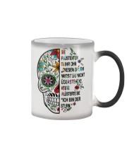 skull Color Changing Mug thumbnail