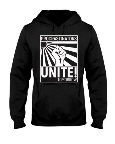 LIMITED EDITION - PROCASTINATORS UNITE