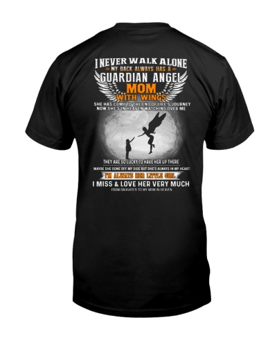 I Never Walk Alone - Mom