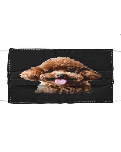 Fabric Mask Poodle
