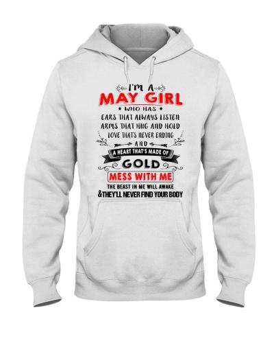 I AM A MAY GIRL