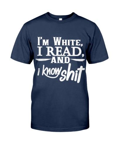 I'M WHITE- FULY