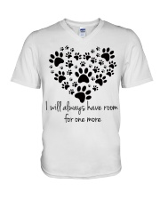 Limited version - love dogs V-Neck T-Shirt thumbnail