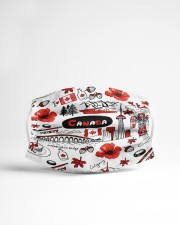 Remembrance Day - 10 NIA94 Cloth face mask aos-face-mask-lifestyle-22
