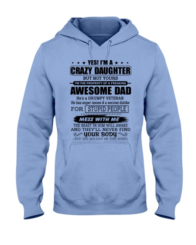 AWESOME DAD - VETERAN - DTS