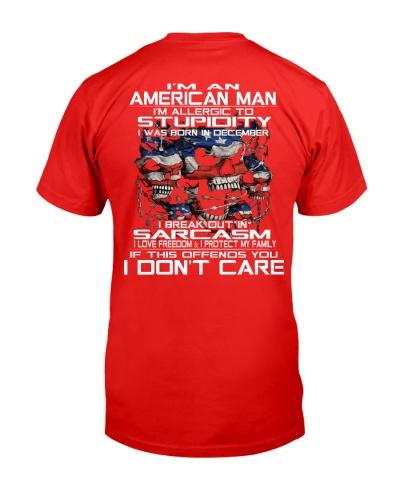 AMERICAN MAN - 12