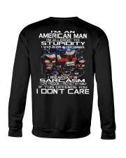 AMERICAN MAN - 12 Crewneck Sweatshirt thumbnail