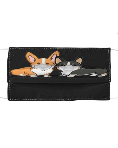 Fabric Mask Beagles