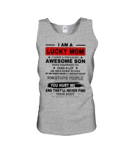 LIMITED EDITION - I AM A LUCKY MOM Unisex Tank thumbnail
