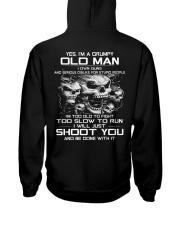 GRUMPY OLD MAN VERSION G Hooded Sweatshirt thumbnail