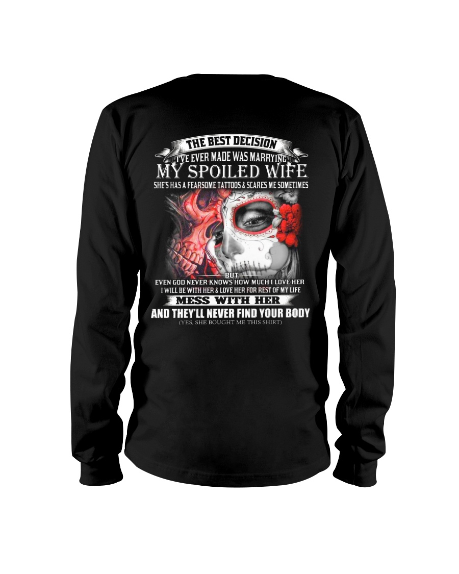 THE BEST TATTOO Long Sleeve Tee