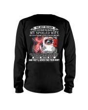 THE BEST TATTOO Long Sleeve Tee back