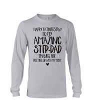 STEP DAD - FATHER DAY Long Sleeve Tee thumbnail