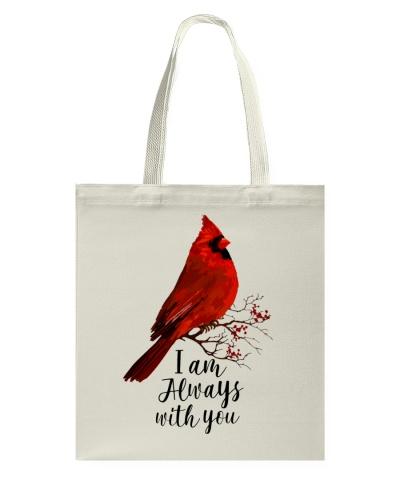 Cardinal Bird - Tote Bags