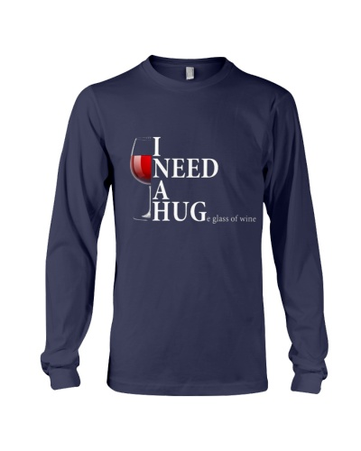 I NEED A HUGE GLASS OF WINE - FULY