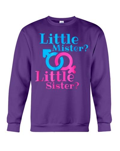 LITTLE MISTER LITTLE SISTER