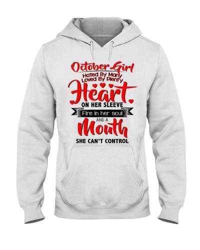 OCTOBER GIRL